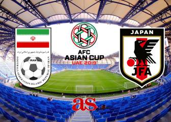 Iran vs Japan: how and where to watch