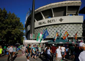 Real Betis' Benito Villamarín to host Copa del Rey final