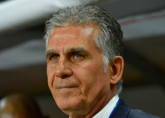 Queiroz ends eight-year Iran spell after Asian Cup loss