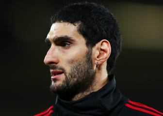 Solskjaer unsure of Fellaini future amid CSL speculation