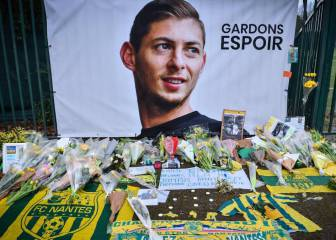 Debris found in Emiliano Sala search