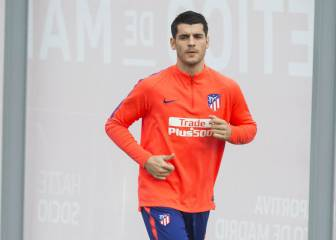 Joining Atlético Madrid was an easy decision admits Morata