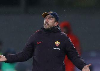 Di Francesco rules out Roma resignation after Fiore rout