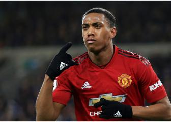 Anthony Martial agrees new Manchester United contract