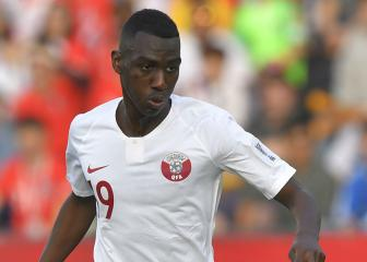 Ali breaks Asian Cup goals record as Qatar stun Japan