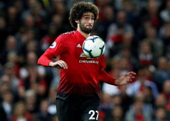 Marouane Fellaini leaves Man Utd for pastures new
