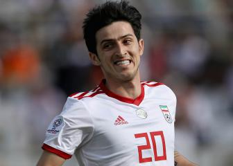 Zenit sign 'Iranian Messi' Azmoun