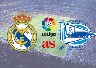 Real Madrid vs Alavés: how and where to watch
