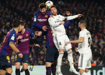 Piqué: Ramos should've been sent off