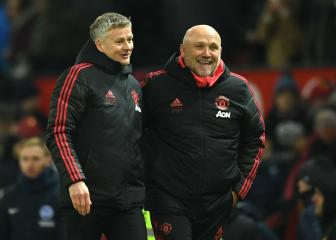 Solskjaer and Phelan have retrieved
