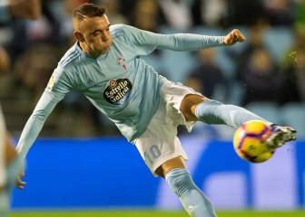 Iago Aspas to return against Getafe