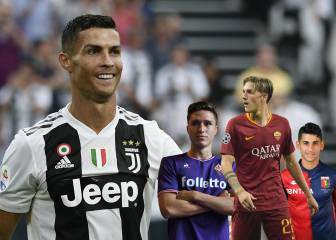 Juve plan team of the future using Cristiano Ronaldo