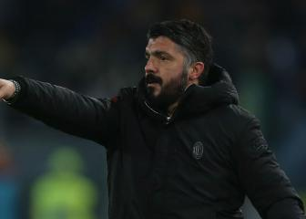 Gattuso calls for AC Milan focus as top-four battle intensifies