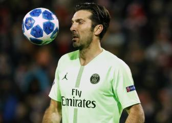 Buffon: PSG must improve to get the better of United