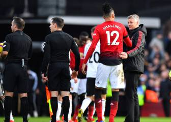 Man Utd relishing PSG clash, says Smalling