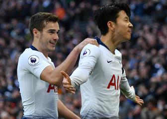 Pochettino hails Spurs heroes after 4th straight league win