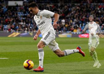 Reguilón surpasses Marcelo and awaits Champions League