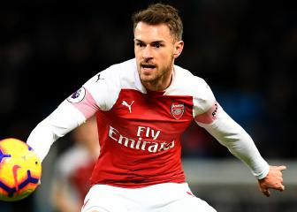 Juventus confirm Ramsey deal