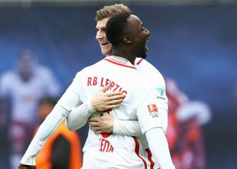 Keita and Mané keen for Timo Werner to join Liverpool