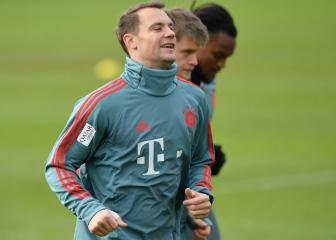 Bayern Munich now expect Neuer to return for Liverpool clash