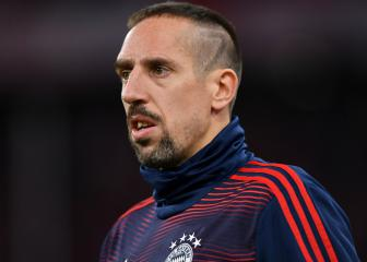 Ribery's Bayern future is up in the air, says Rummenigge