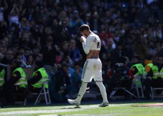 Ramos sets new European league red card record