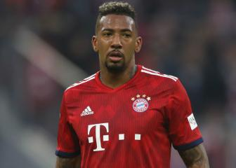 Coman back but no Boateng as Bayern head to Liverpool
