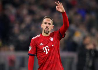 Ribéry doubtful for Liverpool trip after daughter's birth