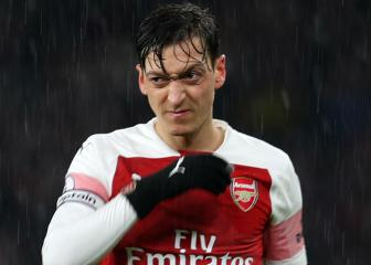Emery challenges Özil to prove a point for Arsenal