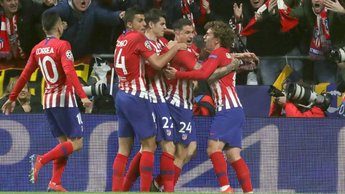 2402d154d Godín seals victory for Atlético in intense encounter with Juve - AS.com