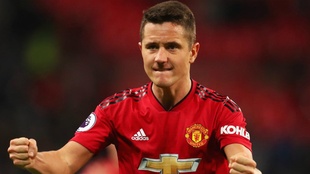 Manchester United vs Liverpool | Ander Herrera is the ...