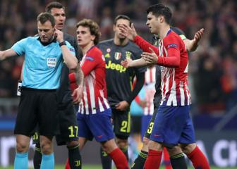 'VAR will one day give Morata a goal' - Atlético Madrid's Koke