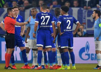 'VAR got it right'! Pep blames City players for Schalke gifts