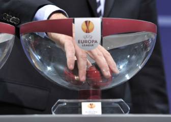 Europa League last-16 draw: how and where to watch