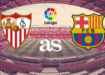 Sevilla vs Barcelona: how and where to watch