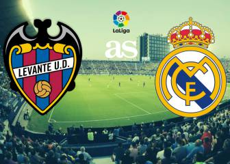 Levante vs Real Madrid: how and where to watch