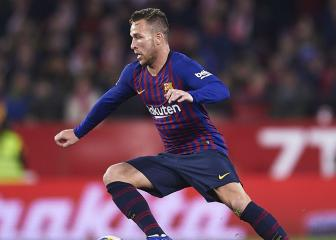Arthur and Dembélé earn praise from Barça great Iniesta