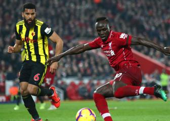 Klopp decision as Sadio Mané stars in new role for Liverpool