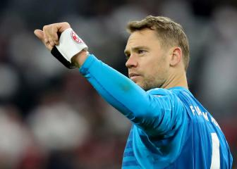Neuer hopes to return for Bayern as injuries mount up