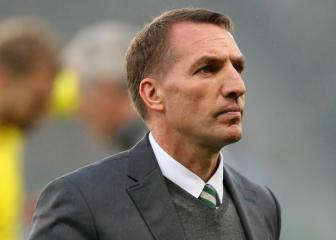 What the f*** are you doing? Rodgers stunned by abuse from Celtic fans