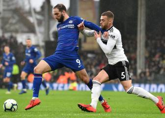 Chelsea see off Fulham in entertaining derby
