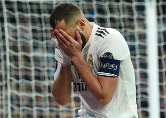 The numbers behind Madrid's Champions League exit