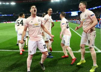 Ajax, Man Utd & the greatest ever Champions League comebacks