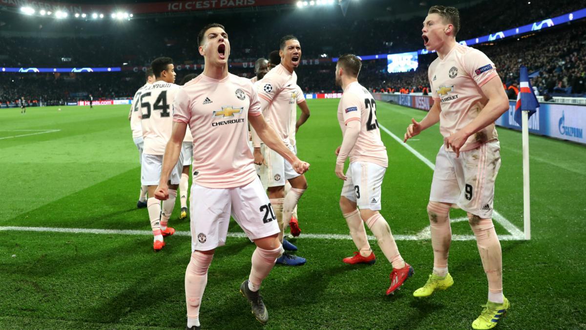 d4fe0af57 Ajax, Man Utd & the greatest ever Champions League comebacks. Ajax, Manchester  United ...