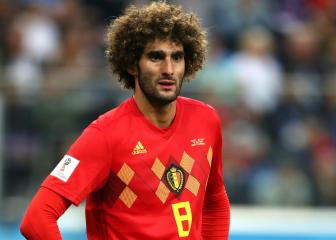 Fellaini announces international retirement
