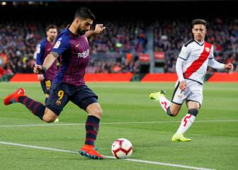 'Distracted' Barça see off relegation threatened Rayo