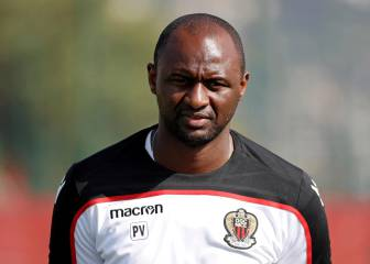 Patrick Vieira: 'We all hope Rennes qualify instead of Arsenal'