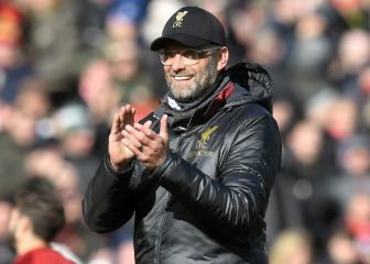 Liverpool coolness impresses Klopp after contentious goal