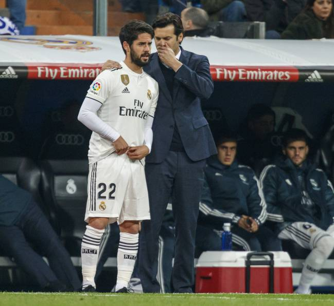 'You can keep the boots' | Solari and Isco, a relationship where voids in information are being filled.