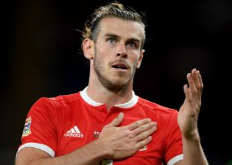 Bale in Wales squad for Euro 2020 qualifier